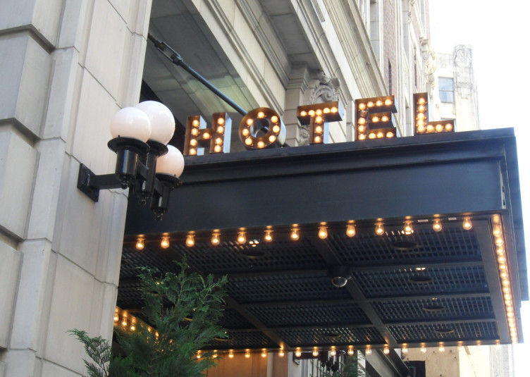 Ace Hotel on West 29th Street