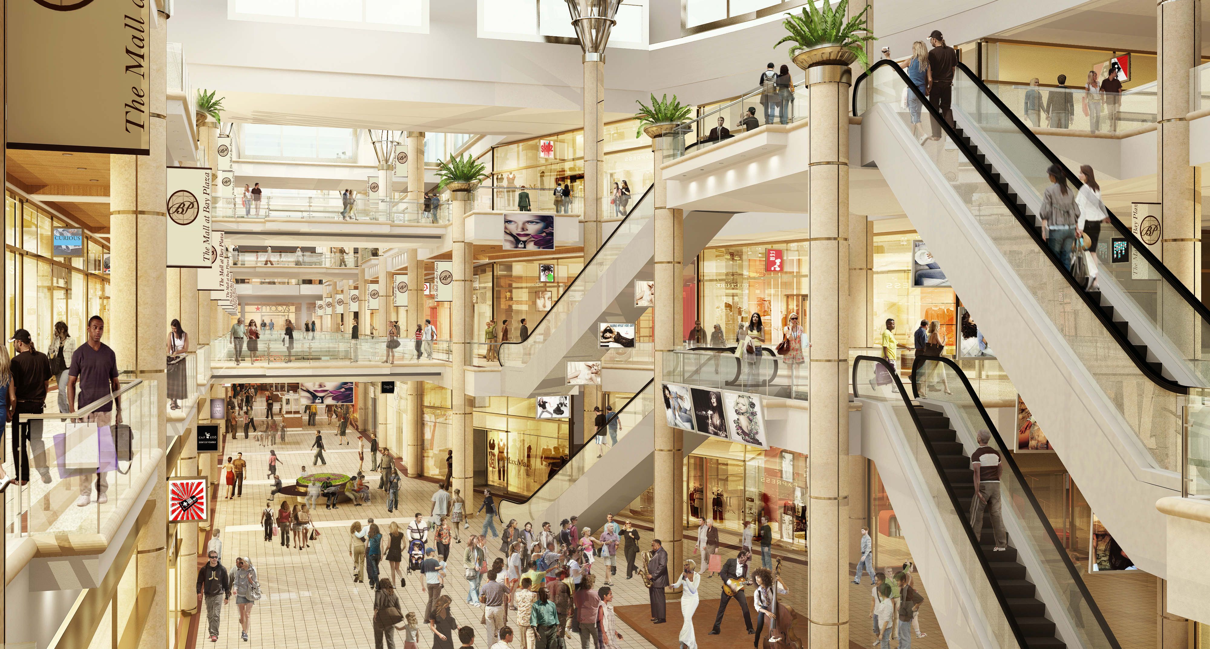 Countdown Starts To Opening Of First Nyc Mall In 40 Years