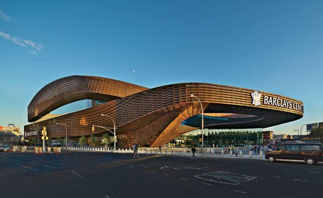Barclays center to get a green roof real estate weekly for Design center new york