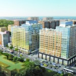 Rendering of 180 Myrtle Avenue development