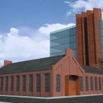 Rendering of 202 Coffey development
