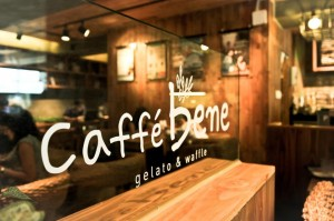 Caffe Bene has an ambitious US rollout plan.