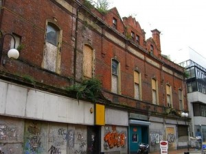 The recession created a glut of empty homes.