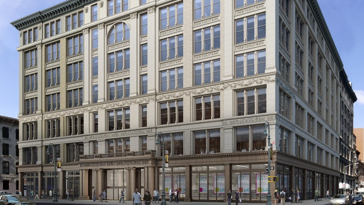 Teknion to stay at 641 6th avenue real estate weekly for 1290 avenue of the americas sixth floor