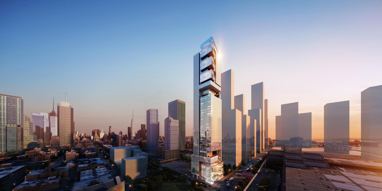 New estates in york