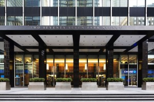 Cassidy Turley's New York office is at 277 Park Avenue