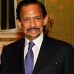 Hassanal Bolkiah a.k.a. the Sultan of Brunei