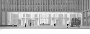 The Rockefeller Group worked with architect Moed de Armas & Shannon on the plans.