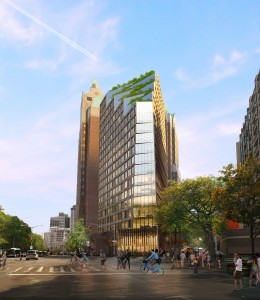 280 Cadman. Renderings by Marvel Architects
