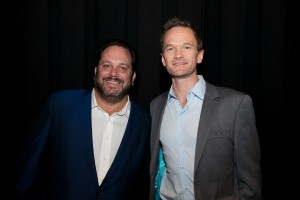 Andrew Heiberger and Neil Patrick Harris