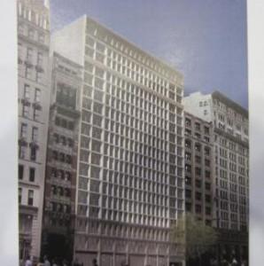 7 West 1st Street rendering