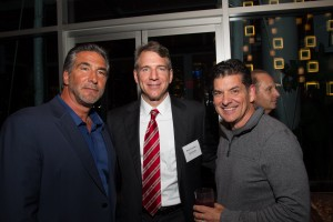 Carlo Cuzzi, Brian Gardner, Client