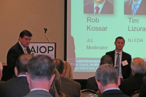 NAIOP-NJ members heard that approved projects and capital investment signal incentives' successes