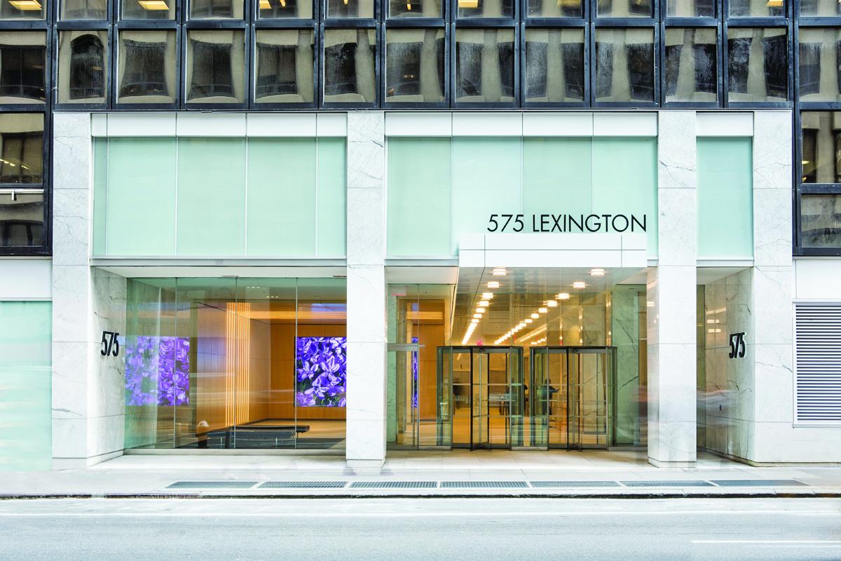 Owner seeks quick profit on 575 Lexington   Crain's New York Business