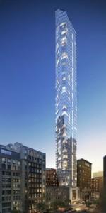 455 E. 22nd Street rendering