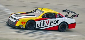 utiliVisor is sponsoring a Chevy Camaro driven by Ken Scheepers