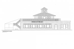 Rendering of the new Nick's Clam Bar