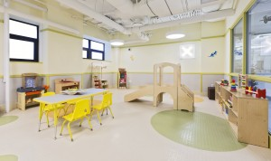 Phillip House playroom