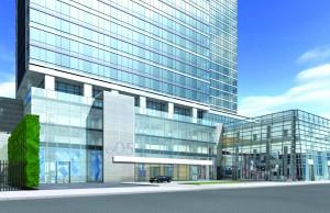 605 West 42nd Street rendering