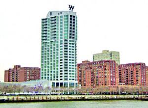 The W Hotel Hoboken