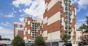 Clarke Place Affordable Housing, Location: Bronx NY, Architect: RKT&B Architects