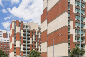 Clarke Place Affordable Housing, Location: Bronx NY, Architect: RKT&B Architects