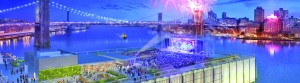 Rendering of the planned Pier 17 redevelopment