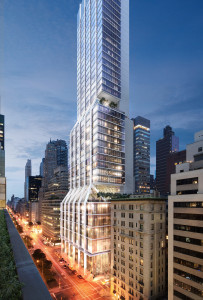 425 Park rendering by Neoscape