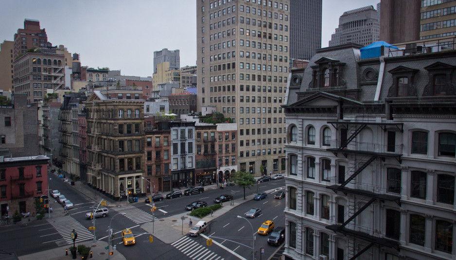 Avison young s new york city based capital markets group for Tribeca new york real estate