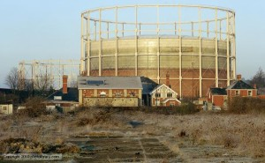 Brownfield sites are best described as derelict and disused industrial or commercial land