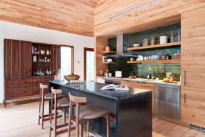 A Hudson Woods home