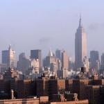 new york buildings skyline