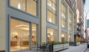 387 Park Avenue South - Restaurant Rendering