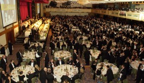 REBNY banquet 2009 full room photo