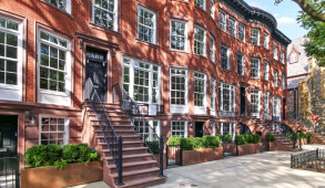 Townhouses front photo