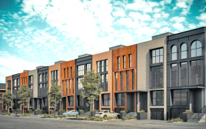 Red Hook townhomes