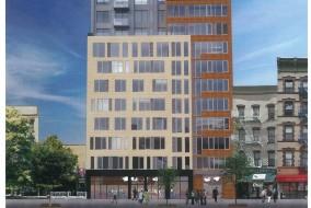 69 E 125th Street rendering