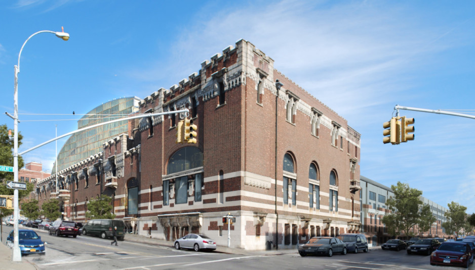 BEDFORD AVENUE ARMORY