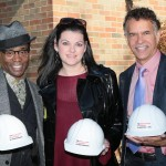 Groundbreaking event at Lillian Booth Actors Home. Photo by Jay Brady Photography