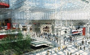 The Javitz Center got a green renovation