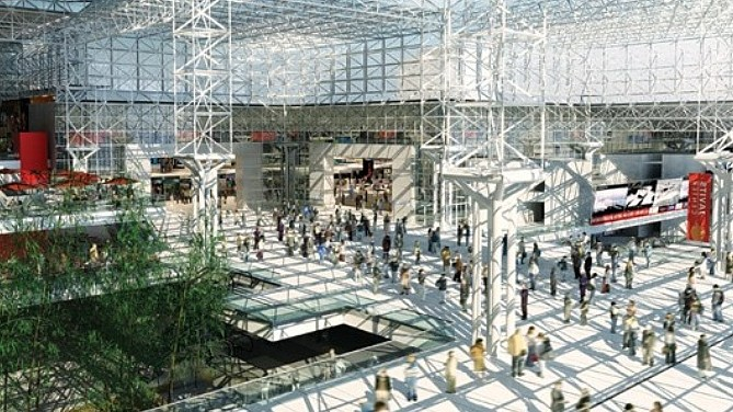 Javits Center Calendar.A Better And Bigger Javits Center Cost Free Real Estate Weekly