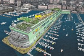 pier 57 hudons river park rendering