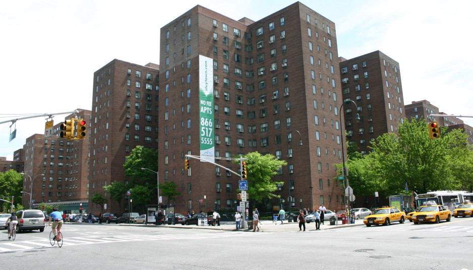 Stuyvesant Town. Photo by Marianne O'Leary/ Flickr