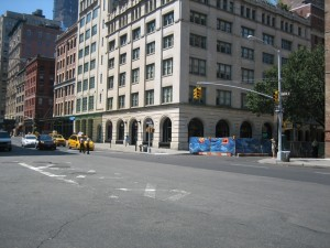 Hudson Street, NYC