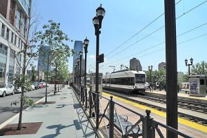 Jersey City Lightrail via Flickr