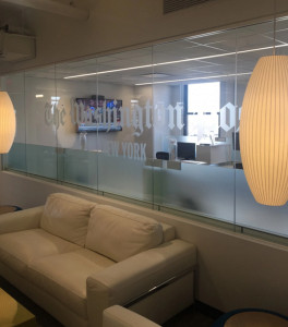 The Post's new offices