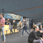 Fish Bar will adjoin NYCL's North River Lobster Company,
