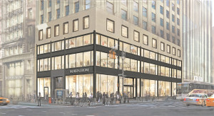 Rendering of Nordstrom's future flagship