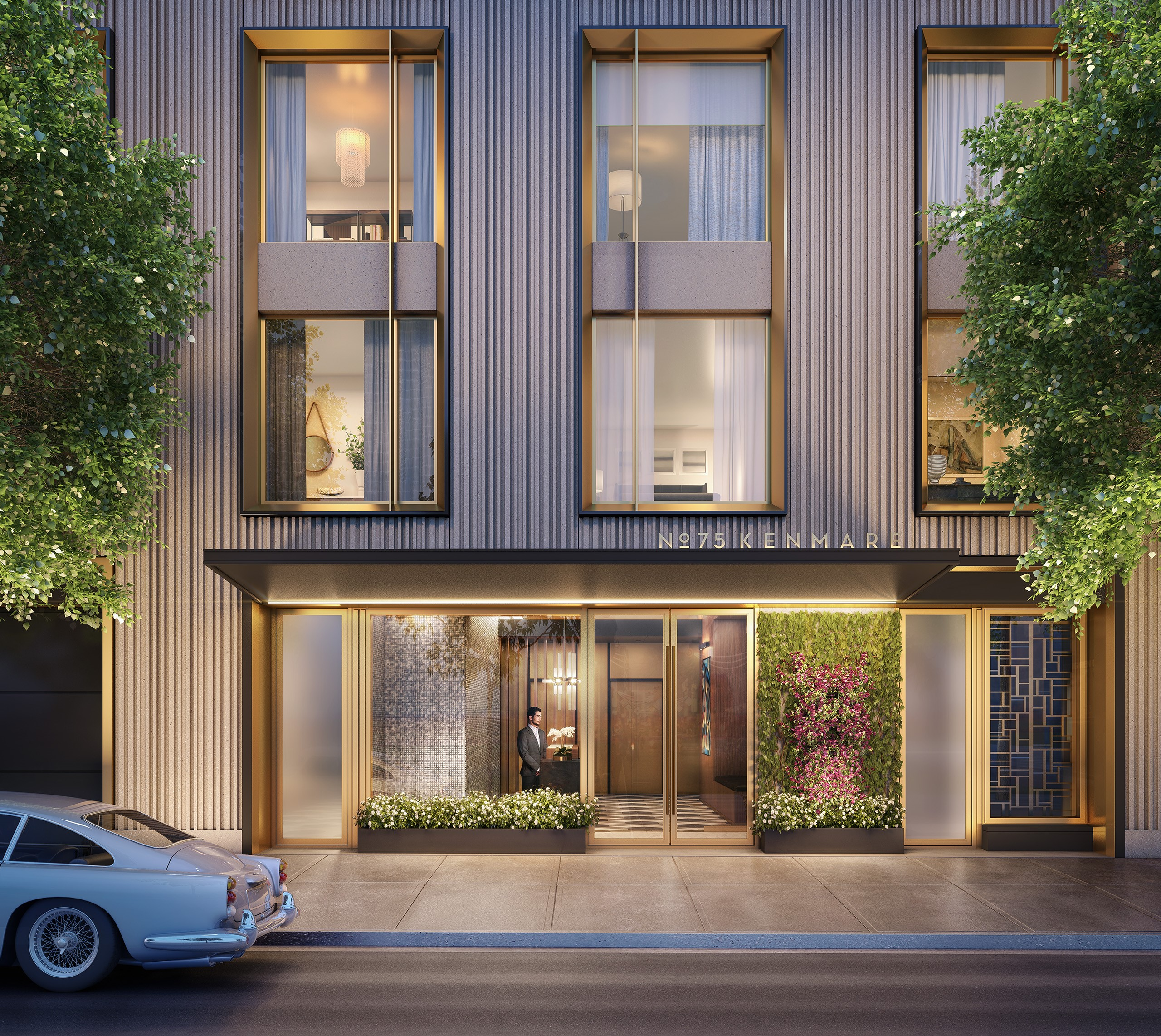 Lenny Kravitz To Design Interiors For 75 Kenmare Luxury Condo Real Estate Weekly