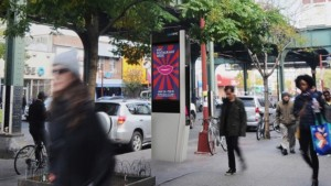 The kiosks are popping up all over NYC